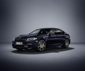 BMW M5 Competition Edition Carbon Black