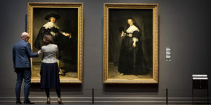Rembrandt Paintings Exhibited After 400 Years