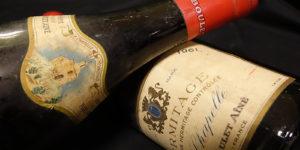 Most Expensive Wine? Hermitage La Chappelle 1961
