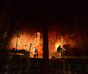 Restoring Tibetan Shrines