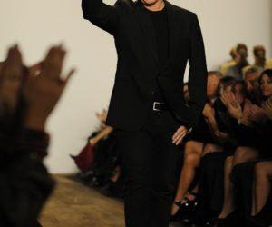 US fashion designer Michael Kors
