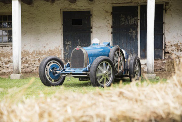 A 1931 Bugatti Type 51 Grand Prix Racing Two Seater is one of the stars of this year's Bonhams sale. © Courtesy of Bonhams