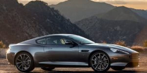 Goodbye Aston Martin DB9, Hello DB11