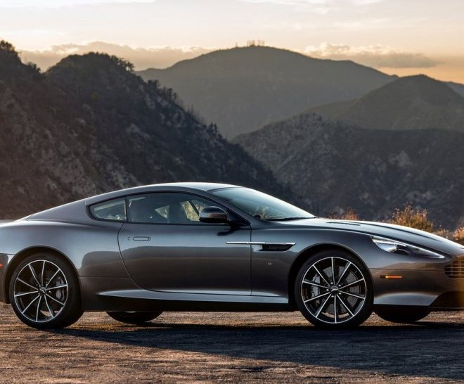 Goodbye Aston Martin DB Hello DB - Db9 aston martin
