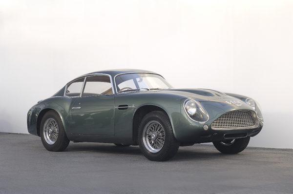 Aston Martin 1960 DB4GT Zagato