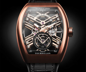 Franck Muller Vanguard Tourbillon Skeleton
