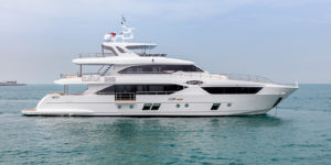 Majesty 110 Cannes Yachting Festival Debut