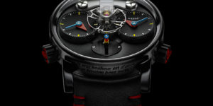 Review: MB&F LM1 Silberstein Watch