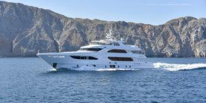 M/Y Nashwan Superyacht Delivered: Gulf Craft