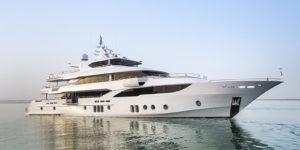 Gulf Craft Debuting Majesty 155 Superyacht