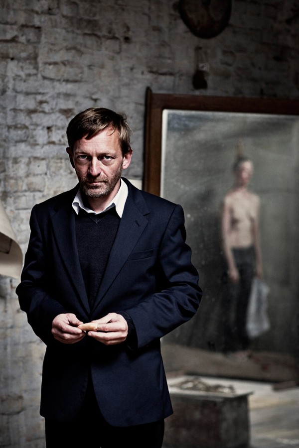 Michaël Borremans by Tim Drivens