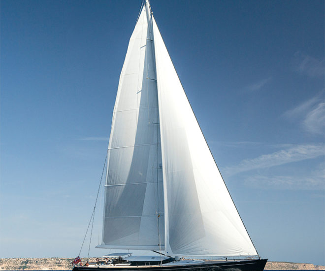 The Sea Eagle by Royal Huisman