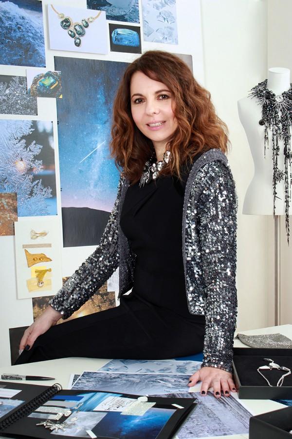 Creative Director Nathalie Colin