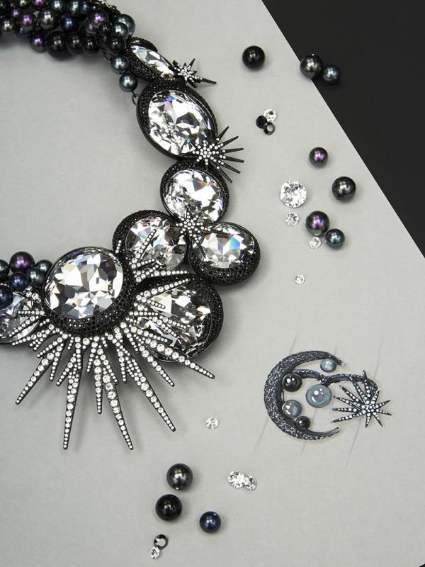 Swarovski-Crystal-Galaxy-necklace