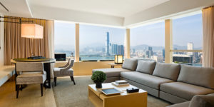 The Upper House, Hong Kong: Top of the World