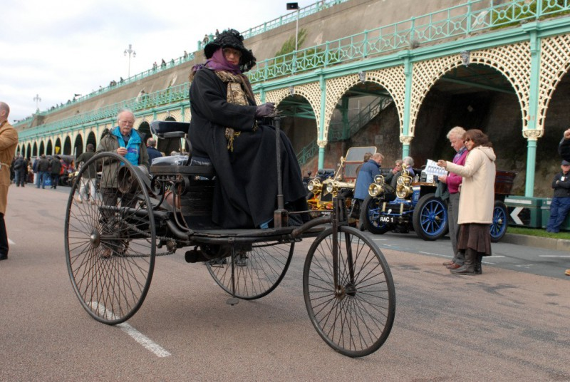 Concours-1886 Karl Benz Patent Motor Car