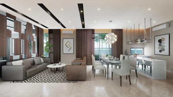 Interior Design Type A.
