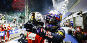 Singapore Grand Prix Party Weekend