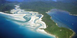 Whitehaven Beach Boasts Finest Sand