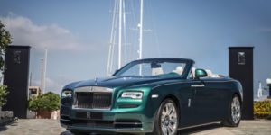 Rolls-Royce Unveils Bespoke 'Dusk Until Dawn' Cars