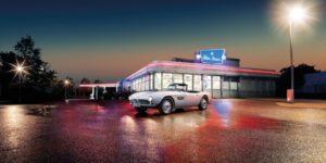 BMW Celebrates 100 Years at Pebble Beach