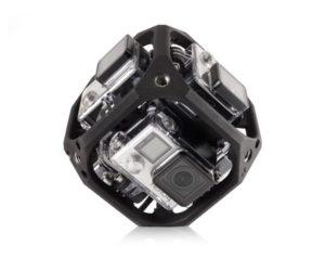 GoPro VR Camera Rig Omni