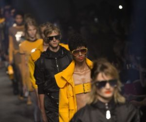 London Fashion Week Versus Versace