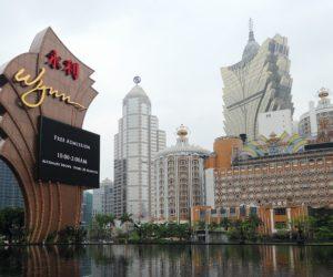 Macau gaming 2016