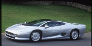 Modern Classic Supercar Back in Action