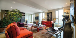 Focus: Place De L'Etoile Apartment, Paris