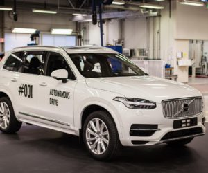 Volvo Preps First Self-Driving Car Public Test