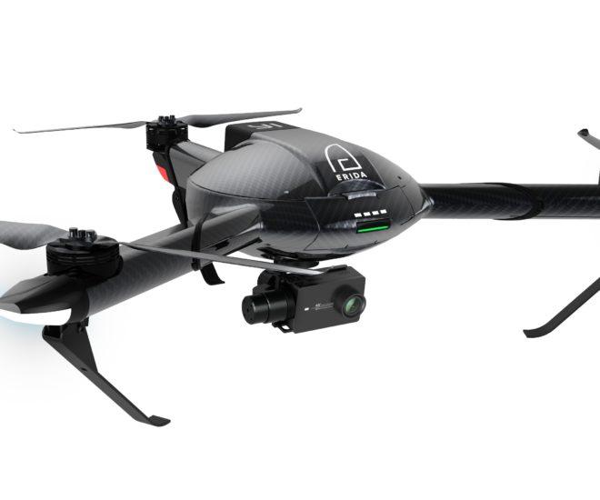 World's Fastest Tri-Copter Drone Debuts YI Erida