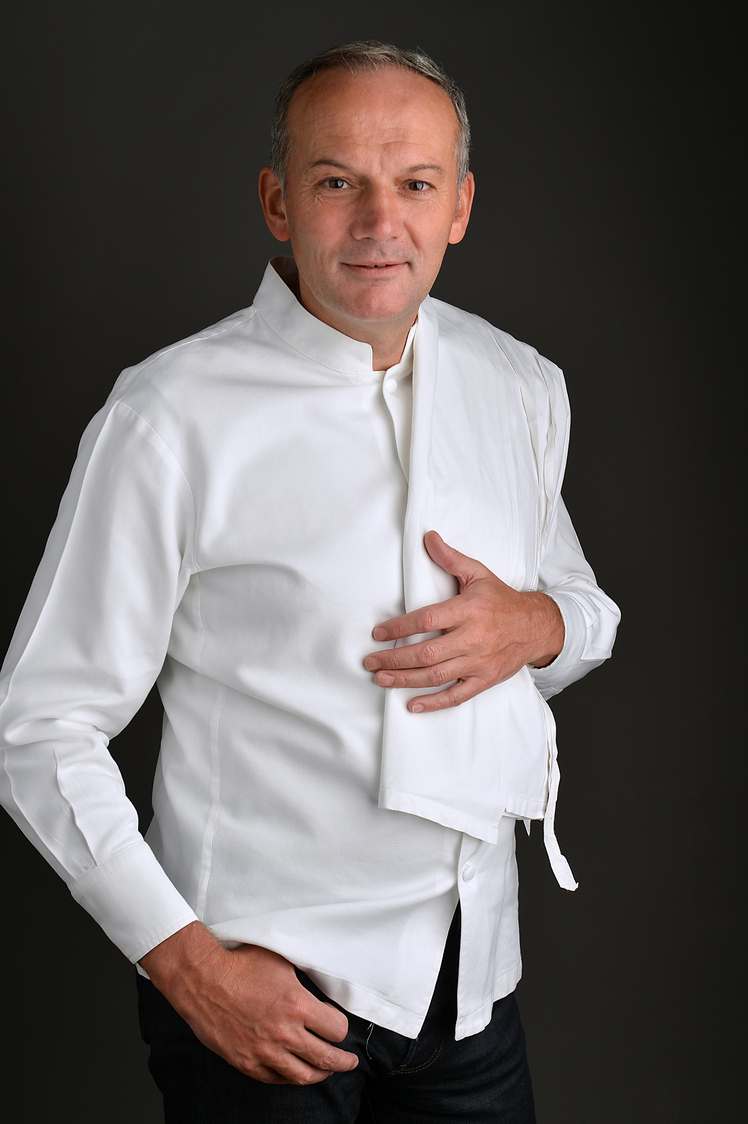 French Chef of the Year: Christian Le Squer