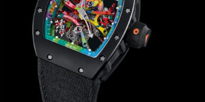 Graffiti Watch: Richard Mille RM68-01 Kongo