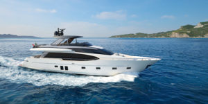 First Sanlorenzo SL78 Sold in Asia