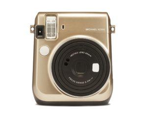 Michael Kors x Fujifilm Instax Mini 70