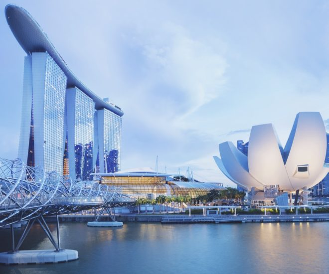 Singapore Top Expat Choice for Work, Quality of Life