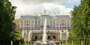 St. Petersburg Named Europe's Leading Destination