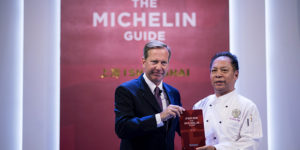 Michelin Guide Launches in China