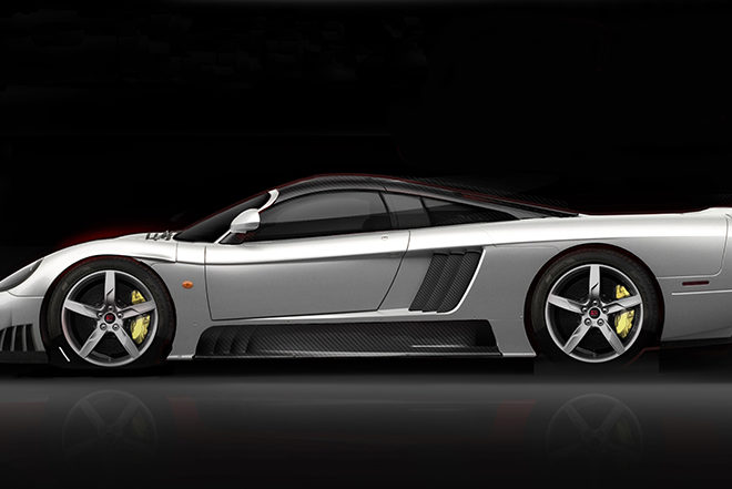 Saleen S7 Supercar Returns