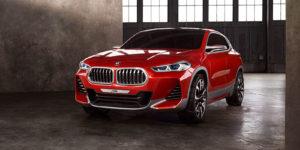 BMW Teases iNext: Paris Motor Show