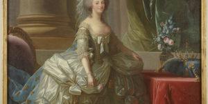 Queen in Versailles: Marie-Antoinette Tokyo Exhibit