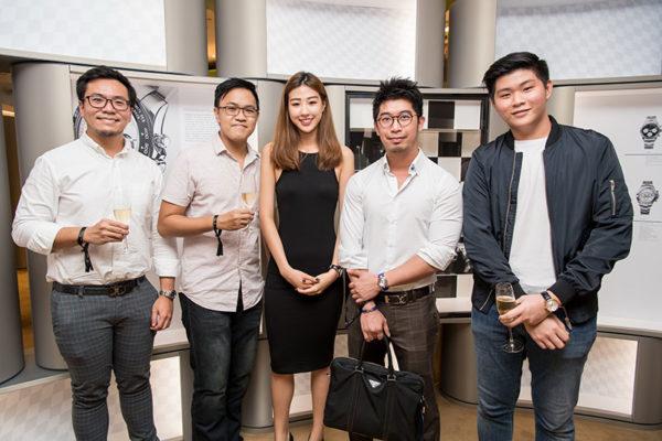 Singapore Watch Club at The Rolex Daytona Exhibition