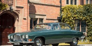 Jaguar Honors Heritage by Restoring Classic Cars
