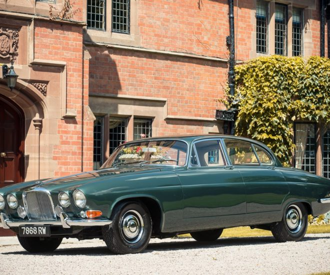 How Jaguar Honors Heritage by Restoring Classic Cars
