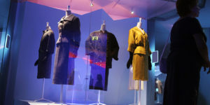 Victoria & Albert Museum Hosts Balenciaga Exhibit