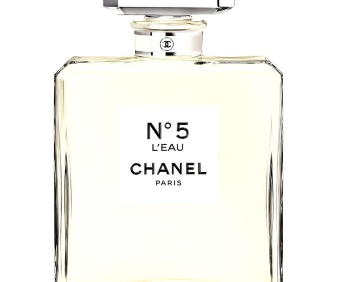 chanel 5 limited edition