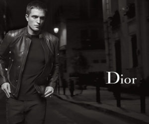 Robert Pattinson Fronts Dior Homme Spring 2017