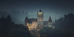 Bran Castle Stay: Fright Night With Dracula