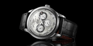 Steely Resolve: Chopard L.U.C Perpetual Twin